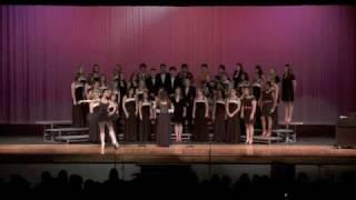 Riverside High Choir Christmas Nutcracker Song Greer, Sc