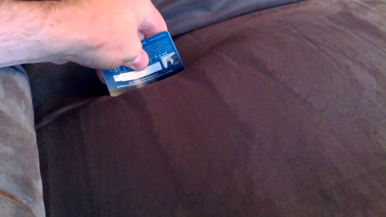 What To Clean My Leather Sofa With Navy Blue Microfiber Best Way Couch Youtube