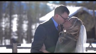 Winter Park Colorado Wedding - Daniel and Lesley