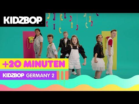 +20 Minuten KIDZ BOP Germany 2 Videos