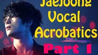 ♦Part1♦ (JYJ) Jaejoong's vocal ACROBATICS !