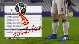 FIFA 18 | Russia World Cup Boots Update (Unlocked Hidden Boots)