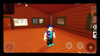 First Roblox video of the channel/Mini game