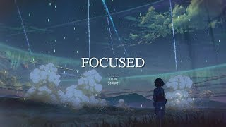 "FREE ""Focused"" J. Cole Type Beat [Prod. Lucid Soundz]"