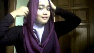 tutorial hijab (cerutti) by Rizma Amalina.3GP