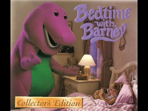Bedtime with Barney Tape 4