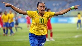 Women ● Top 10 Goals ●