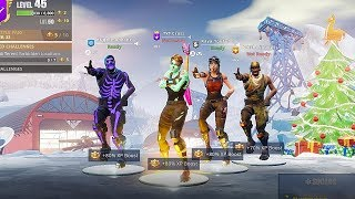 the most OG TRYHARD Fortnite squad ever.. 😱