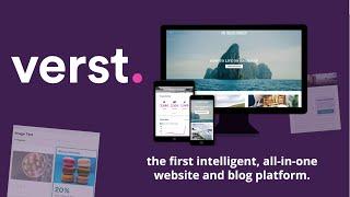 Verst Website Blogging Platform Review | Pricing Lifetime Deal