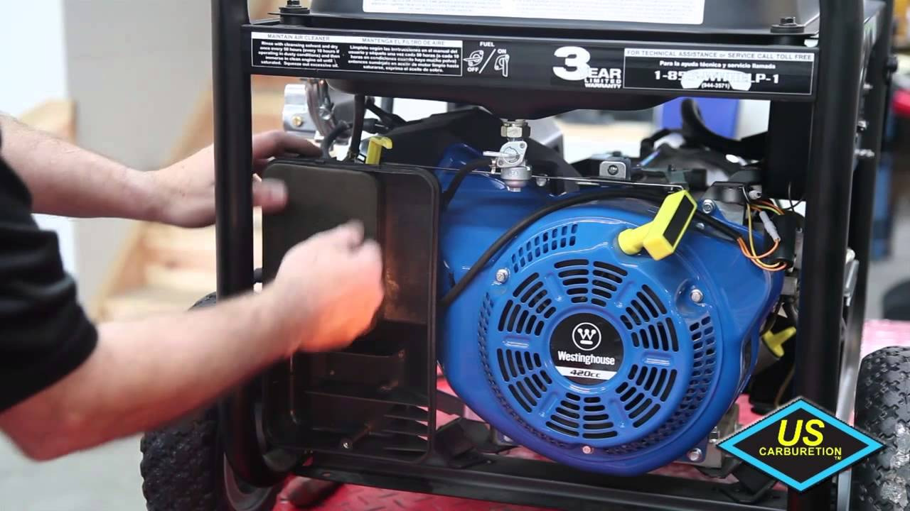 How To Convert Predator Generator From Gasoline To Natural Gas