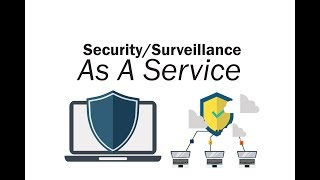 Security Survelliance Equipment As A Service