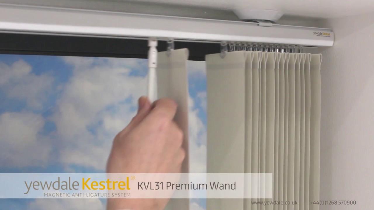 Fix Vertical Blinds