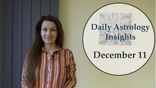Daily Astrology Horoscope: December 11 | Surprises and New Ideas