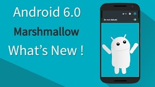 Android 6.0 Developer Preview 3 - What's New - Review