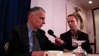 Ralph Nader speaks to Max Blumenthal