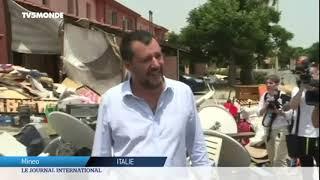 Etats-Unis, Italie ... Votre ZapMonde du 10/07/19 :