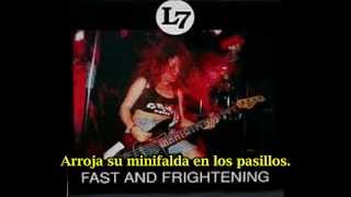 L7 Fast and Frightening subtitulado español
