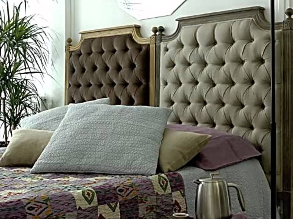 Bed Diy Headboard Ideas Trends Popular   YouTube