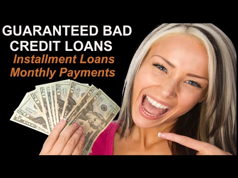 bad-credit-loans-guaranteed-approval-lenders---get-access-to-these-bad-credit-lenders