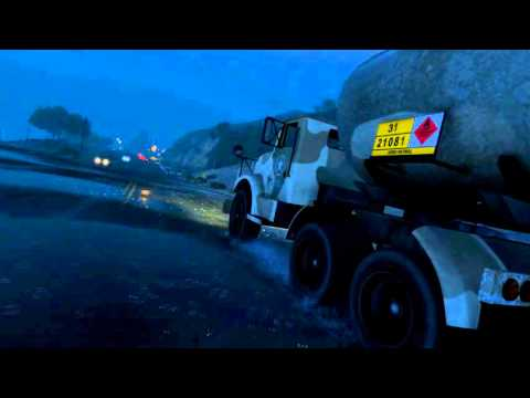 gas truck highway gta5