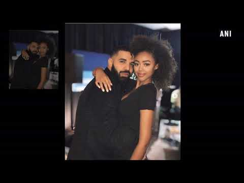 Drake & Rumored GF Bella Harris, 18, Spotted Getting Cozy Over Dinner In Washington DC