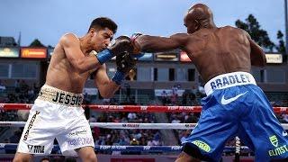 #BradleyVargas post fight presser, Vargas upset about referee mistake in Rd.12