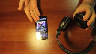 Bludio T2+  Наушники, гарнитура, mp3 плеер, FM радио обзор , подключение