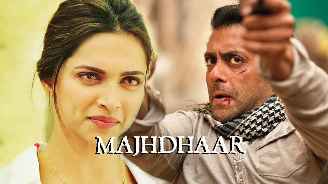 Deepika Padukone And Salman Khan Movie MAJHDHAAR First...