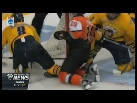 RIT on TV: Men's hockey season ends in NCAA Tournament Regional
