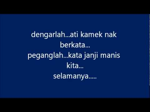 Kitak Polah Mek Bahagia-Mambang Records Lirik