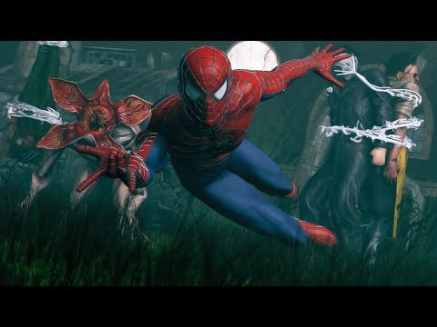 [SFM] Deady By Daylight - Spider-man Intro [Animation]