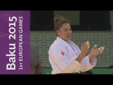 DAY 15 Replay | Badminton, Beach Soccer & Judo | Baku 2015 E