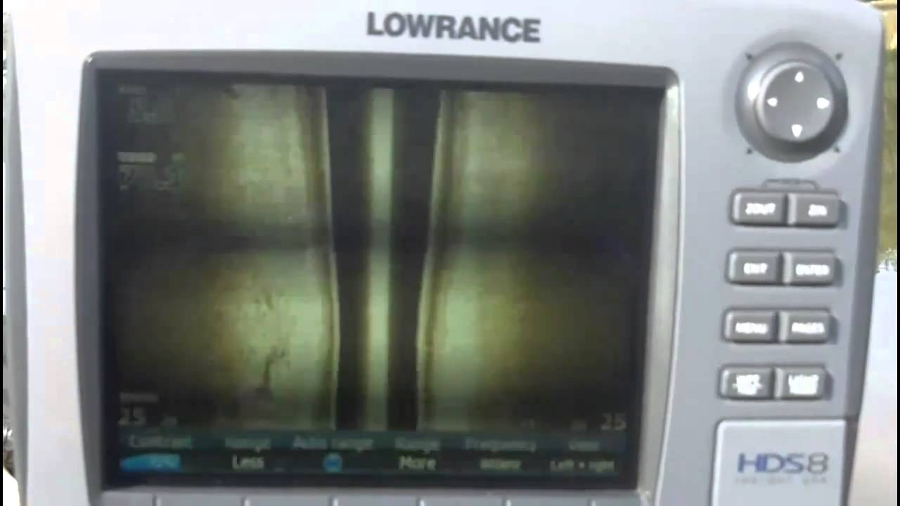 Lowrance Structure Scan Hds 8 Side Scan Www