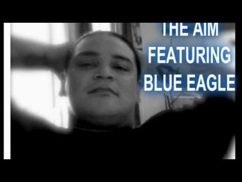 THE AIM FEATURING BLUE EAGLE.....BOUNCE,ROLL,ROCK,SKATE....