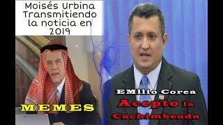 Moisés Urbina comparte sus memes  │Emilio Corea acepta que fueron cachimbeados