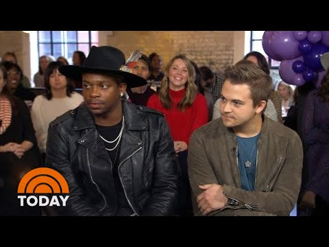 Ken Andrews - Jimmie Allen and Hunter Hayes on TODAY