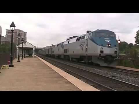 Amtrak + Pullman Dover Harbor - Alexandria VA - 2013