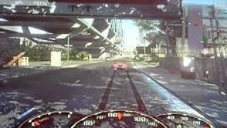 Autobahn polizei xbox 360 demonstração  (parte 1)