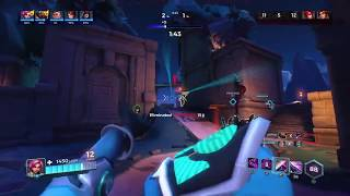 Maeve 23-3-24 Ranked Placement (Paladins) Rough Start, but hey we did it!