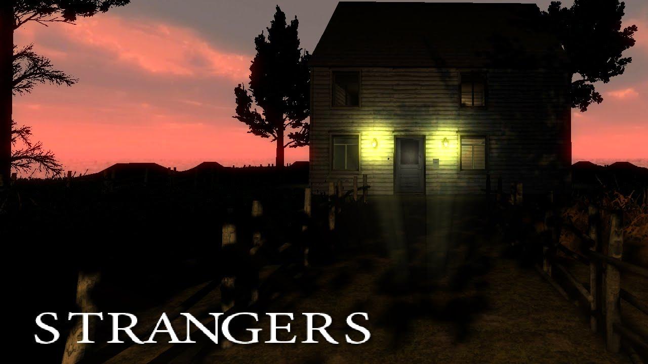 Strangers Gameplay – Short Horror Game