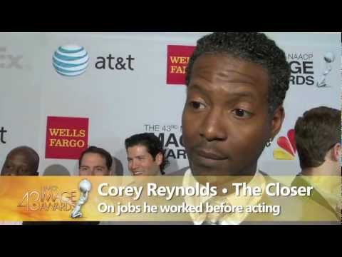 Corey Reynolds  NAACP  Awards Nominees Luncheon 2012