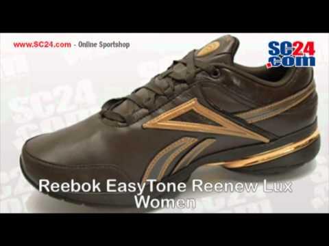 6992c588c33 Reebok EasyTone Reenew Lux Women Art Nr 25025 - YouTube