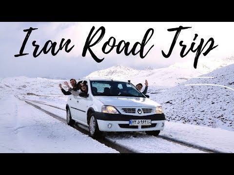Iran Road Trip I GoPro