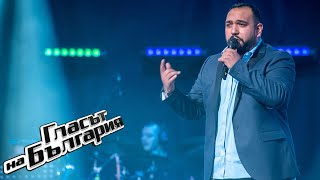 Almir Ismaili - Giant | Knockouts | The Voice of Bulgaria 2020