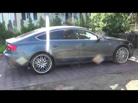 Auta z Niemiec #1/06/2017: Audi A5 /Preetz/