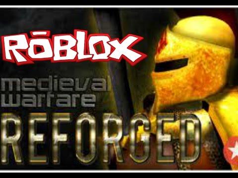 [Roblox] Medieval Warfare Reforged:Hacked!!!!!!! DeStachio!!!!