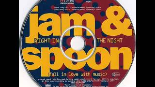 Jam & Spoon feat Plavka - Right In The Night (Flamenco Remix) HQ AUDIO