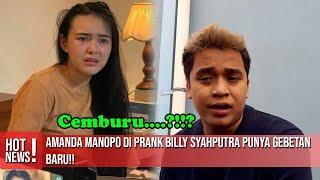 Cemburu..?!?! Amanda Manopo Di Prank Billy Syahputra Punya Gebetan Baru!!