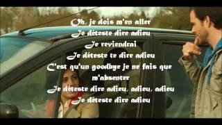 The Shin Sekaï - Je Reviendrai - Lyrics + Clip officiel [ Paroles]