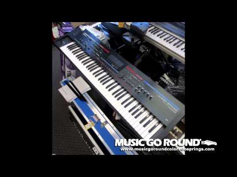 Music Go Round CO Springs - Keyboards